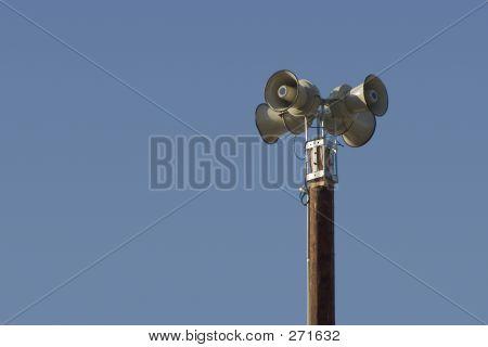 Public Loudspeakers