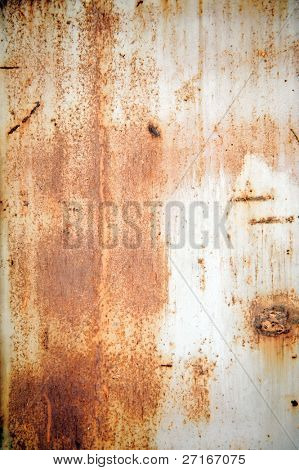 A grundge texture for old rusted metal