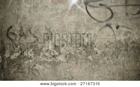 paint stained wall background