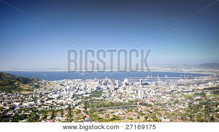 The City of Cape Town, South Africa