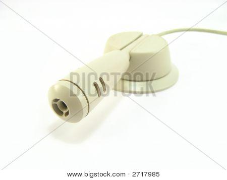 Micrófono de la computadora