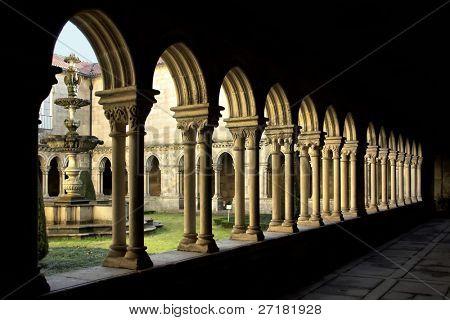 Santo Tirso monastery, Portugal