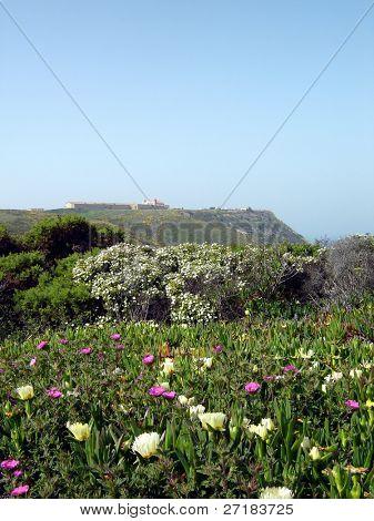 Espichel Cape landscape, portugal