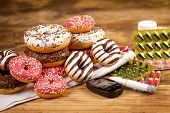 Sugar Disrupt Health, Regular Control Is An Indicator Of Health - Health Care poster