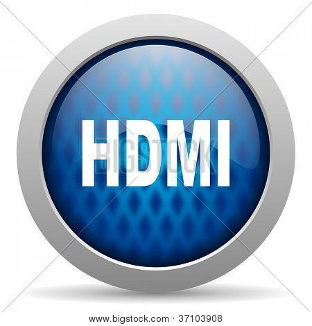 icono de HDMI