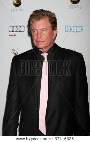 LOS ANGELES - SEP 21:  Tom Berenger arrives at the Primetime Emmys Performers Nominee Reception at Spectra by Wolfgang Puck on September 21, 2012 in Los Angeles, CA