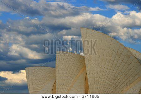Opera House Abstract, Sydney