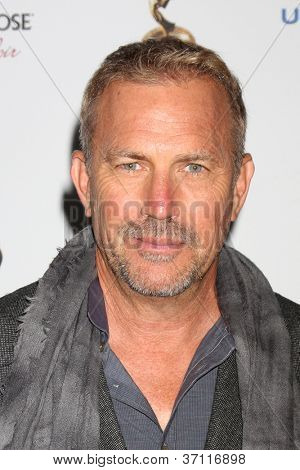 LOS ANGELES - SEP 21:  Kevin Costner arrives at the Primetime Emmys Performers Nominee Reception at Spectra by Wolfgang Puck on September 21, 2012 in Los Angeles, CA
