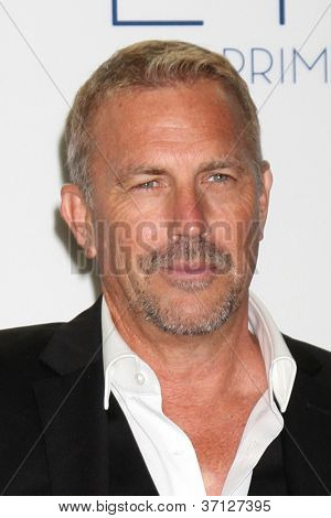 LOS ANGELES - SEP 23:  Kevin Costner in the press room of the 2012 Emmy Awards at Nokia Theater on September 23, 2012 in Los Angeles, CA