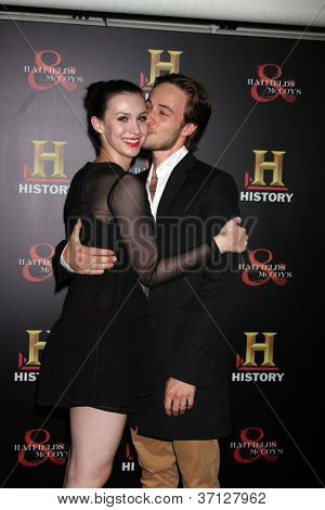 LOS ANGELES - SEP 22:  Alix Berg, husband arrives at the