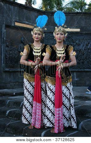 Javanese costume