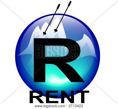 Ski_Rent Icon