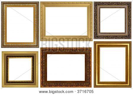Antique Frames Collection