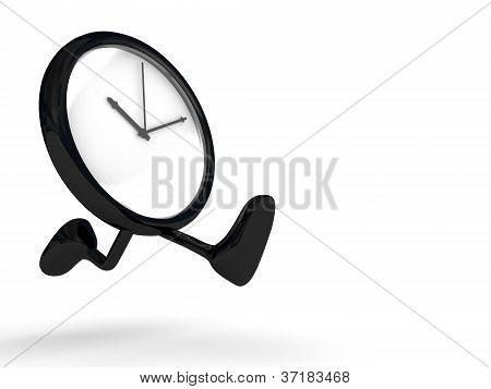 reloj con cadena