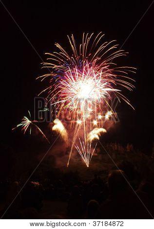 Bastille Fireworks