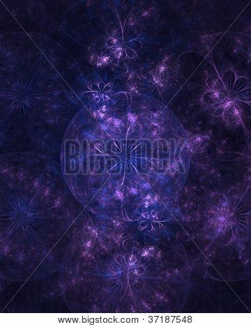 a natural fractal 3D