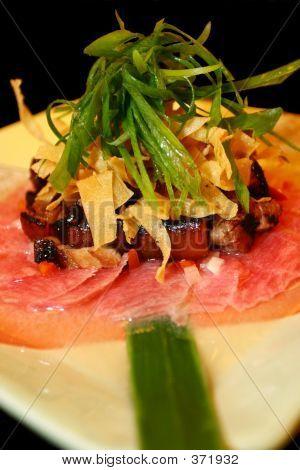 Tuna And Pork