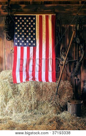 Patriot Barn