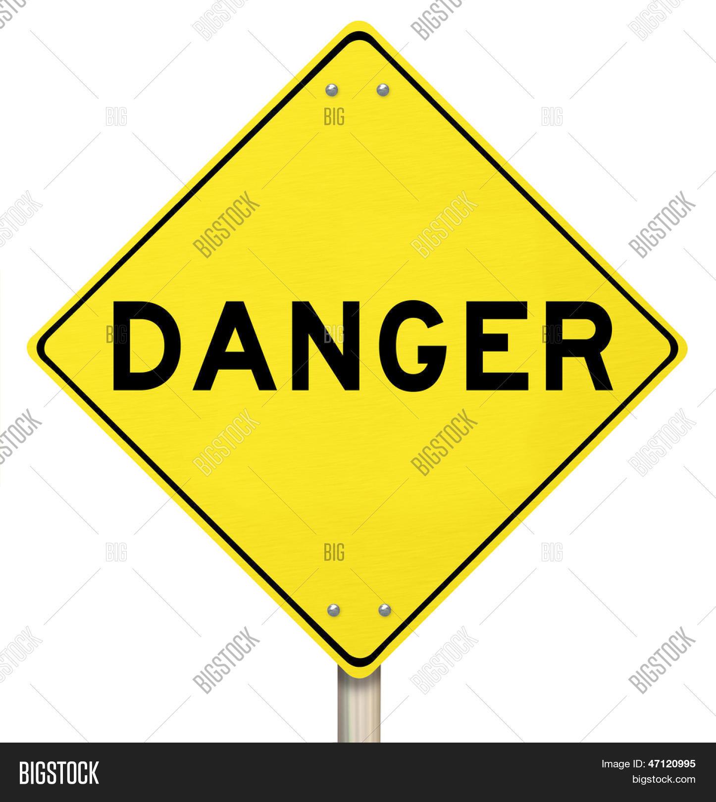 Yellow Diamond-shaped Road Sign Image & Photo | Bigstock