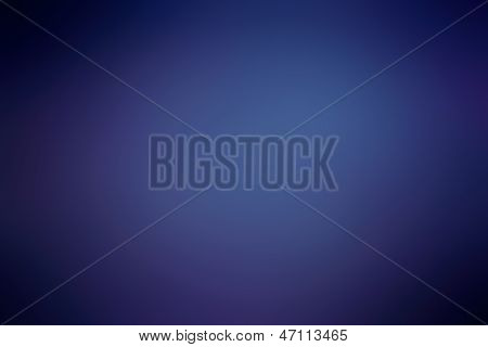 Dark blue gradient background