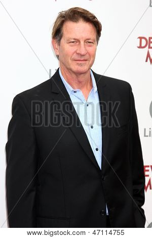 LOS ANGELES - JUN 17:  Brett Cullen arrives at the