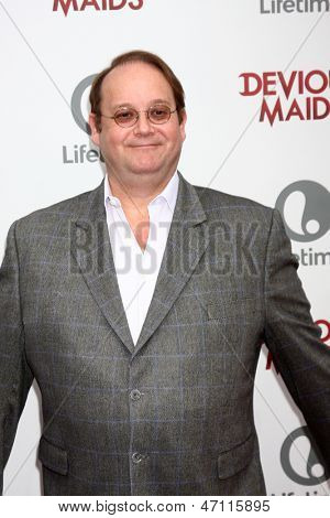 "LOS ANGELES - JUN 17:  Marc Cherry arrives at the ""Devious Maids""  Lifetime's Original Series Premiere at the Bel-Air Bay Club on June 17, 2013 in Pacific Palisades, CA"