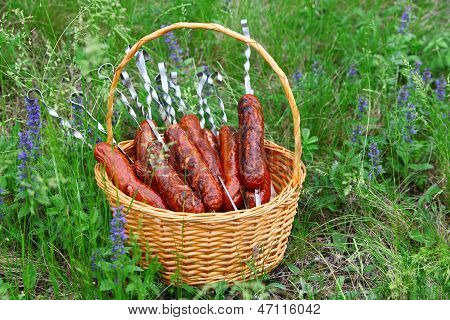 Roast Sausages