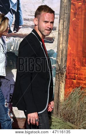 LOS ANGELES - JUN 22:  Dominic Monaghan arrives at the World Premiere of