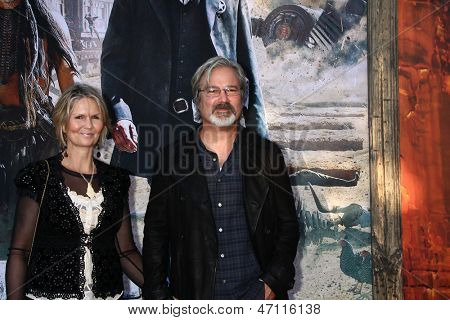 LOS ANGELES - JUN 22:  Gore Verbinski  at the World Premiere of