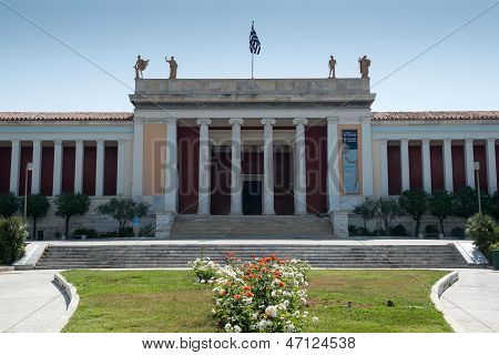 National Archaeological Museum in Athens
