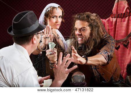 Aggressive Fortune Tellers