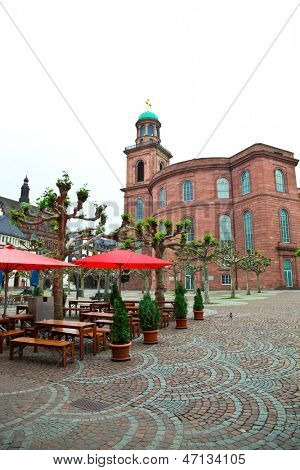 Old City, Frankfurt, Germany
