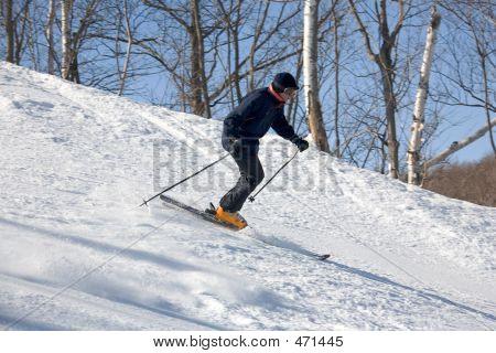 Ski 011 Downhill