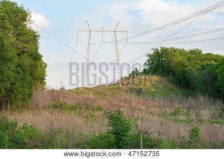 Electricity Pylonsz