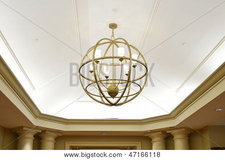 Decorative Hanging Light Fixture