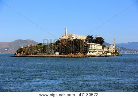 Alcatraz on the Bay