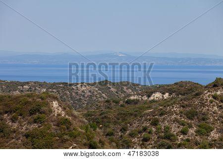 Islands In Mediterranean Sea