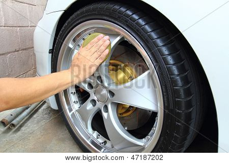 Coated Wheels