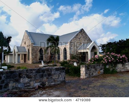 St. Johns Anglican Church In Antigua Barbuda