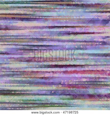 Computer Designed Impressionist-style Background