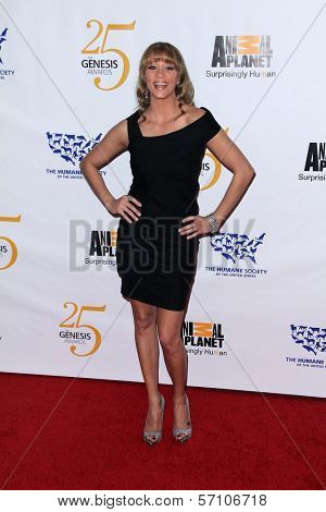 Kristen Renton  at the 25th Annual Genesis Awards, Century Plaza Hotel, Century City, CA. 03-19-11
