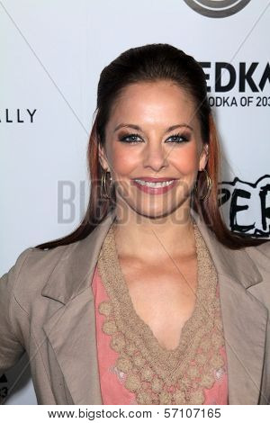 Amy Paffrath at the