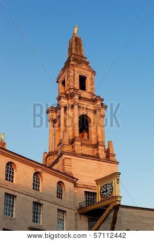 Leeds Cityhall Tower