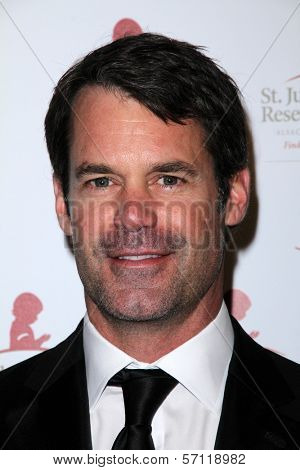 Tuc Watkins at the St. Jude Children's Research Hospital 50th Anniversary Gala, Beverly Hilton, Beverly Hills, CA 01-07-12