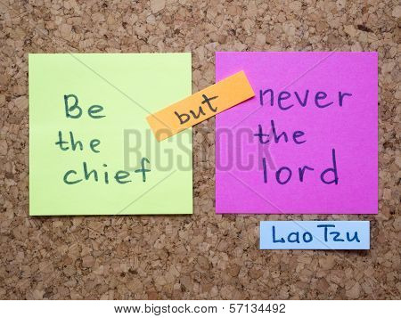 Chief Or Lord