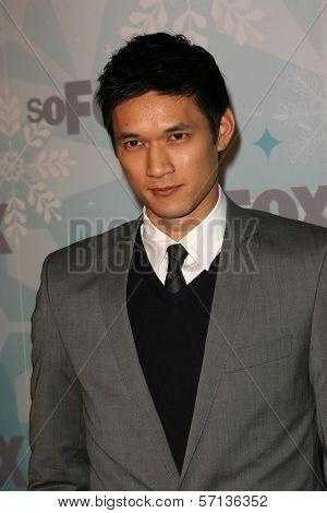 Harry Shum Jr.  at the 2011 FOX Winter All-Star Party, Villa Sorriso, Pasadena, CA. 01-11-11