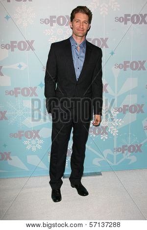 Matthew Morrison at the 2011 FOX Winter All-Star Party, Villa Sorriso, Pasadena, CA. 01-11-11