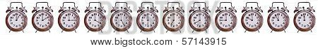 1-12 O'clock