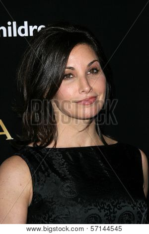 Gina Gershon at a Bvlgari Private Event Honoring Simon Fuller And Paul Haggis To Benefit Save The Children And Artists For Peace And Justice, Private Location, Beverly Hills, CA. 01-13-11