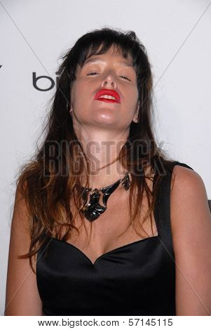 Paz de la Huerta at the 2011 Art Of Elysium